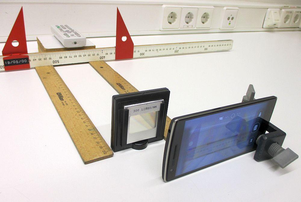 Infrarot Entfernungsmesser Funktionsweise : Gruppe 4: experimente mit dem ccd sensor kamera mascil ph freiburg